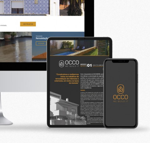OCCO – WE BUILT IT